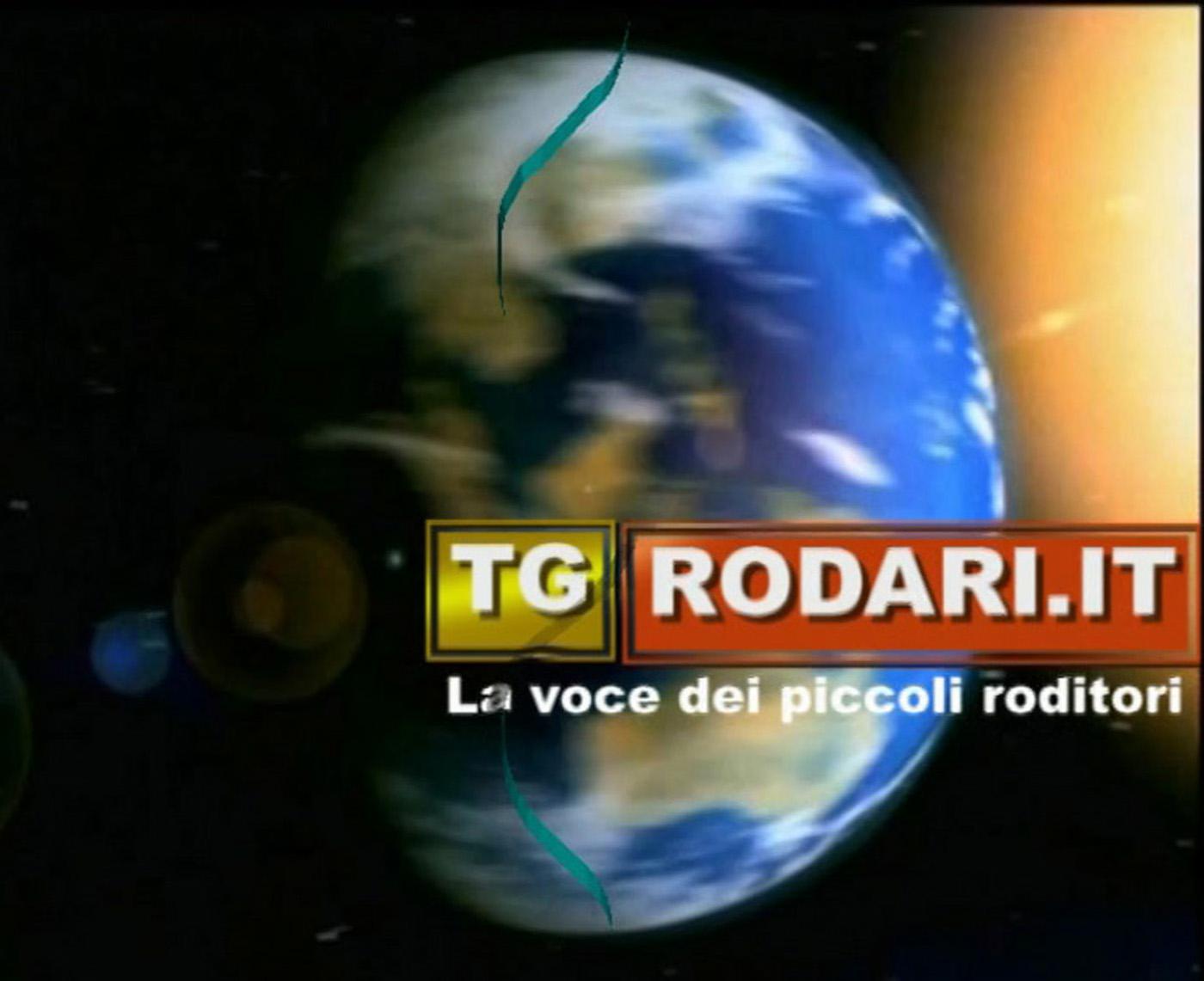 TG Rodari.it - la voce dei piccoli roditori